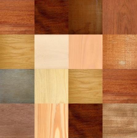houtsoorten